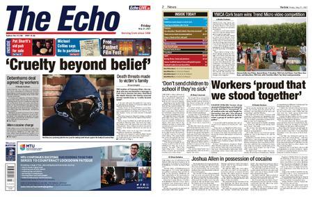 Evening Echo – May 21, 2021
