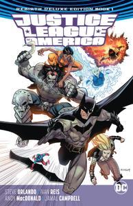 Justice League of America-Rebirth Deluxe Edition Book 01 2017 digital Son of Ultron