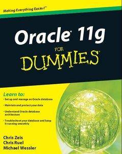 Oracle 11g For Dummies (repost)