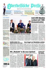 Oberhessische Presse Marburg/Ostkreis - 14. Mai 2019