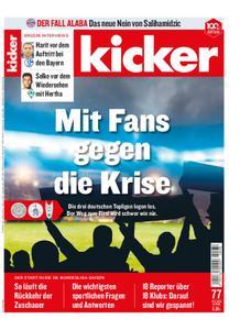 Kicker – 17. September 2020