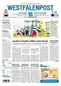 Westfalenpost Wetter - 17. Mai 2018