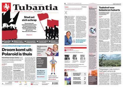 Tubantia - Enschede – 15 september 2017