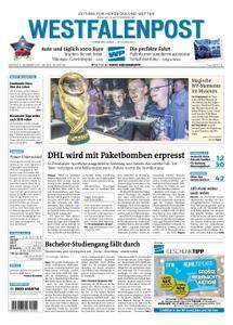 Westfalenpost Wetter - 04. Dezember 2017
