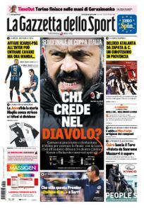 La Gazzetta dello Sport Sicilia – 24 aprile 2019