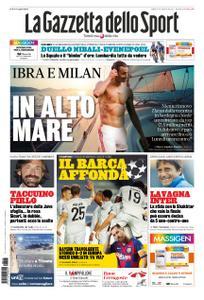 La Gazzetta dello Sport Roma – 15 agosto 2020