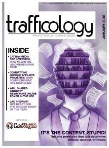Trafficology - January 2018