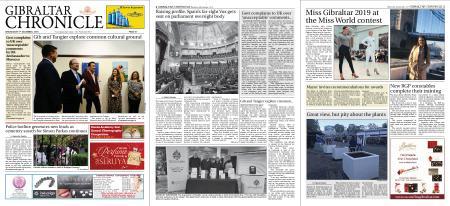 Gibraltar Chronicle – 04 December 2019