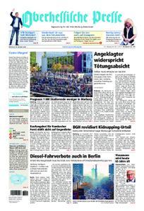 Oberhessische Presse Marburg/Ostkreis - 10. Oktober 2018