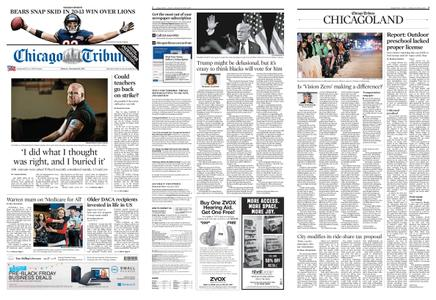 Chicago Tribune – November 11, 2019