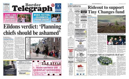 Border Telegraph – July 03, 2019