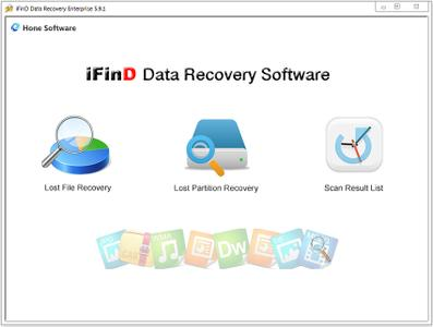 iFind Data Recovery Enterprise 5.9.5