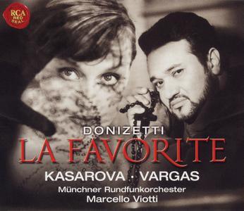 Marcello Viotti, Münchner Rundfunkorchester - Donizetti: La Favorite (2000)