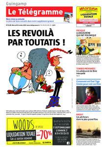 Le Télégramme Guingamp – 23 octobre 2019