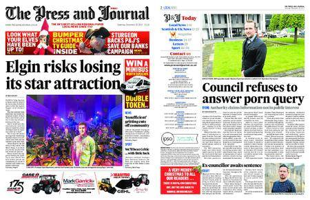 The Press and Journal Moray – December 23, 2017