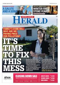Newcastle Herald - August 24, 2019