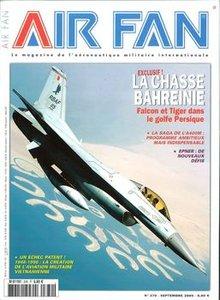 Air Fan №370 Septembre 2009