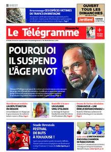 Le Télégramme Brest Abers Iroise – 12 janvier 2020