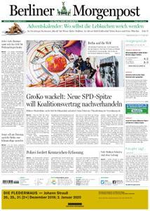 Berliner Morgenpost – 02. Dezember 2019