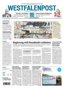 Westfalenpost Wetter - 15. August 2018