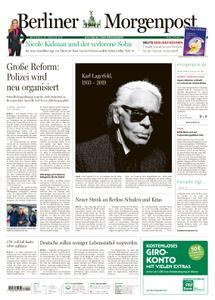 Berliner Morgenpost – 20. Februar 2019