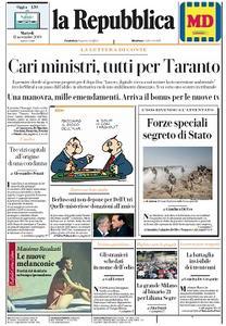la Repubblica - 12 Novembre 2019