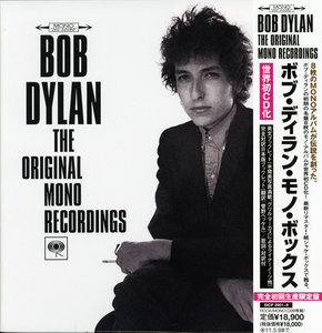 Bob Dylan - The Original Mono Recordings (1962-1967) [2010, Japan mini LPs, SICP-2951~9] Re-up