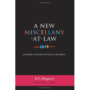 A New Miscellany At Law