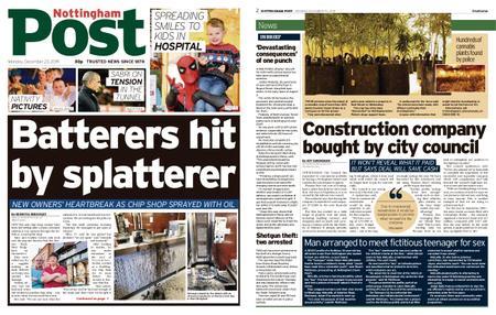 Nottingham Post – December 23, 2019