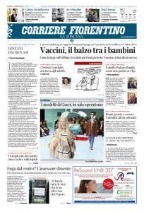 Corriere Fiorentino La Toscana - 22 Febbraio 2018