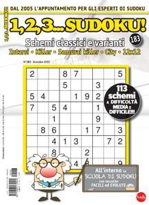 123 Sudoku – dicembre 2020