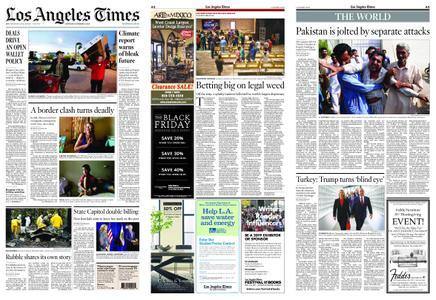 Los Angeles Times – November 24, 2018