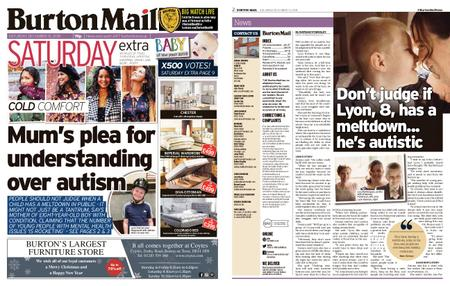 Burton Mail – December 15, 2018