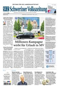 Schweriner Volkszeitung Zeitung für die Landeshauptstadt - 26. Mai 2020