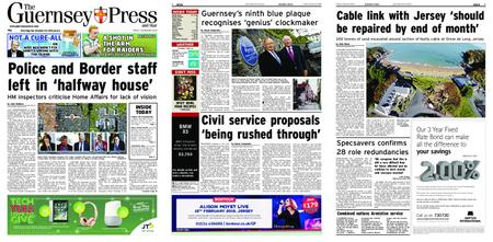 The Guernsey Press – 02 November 2018