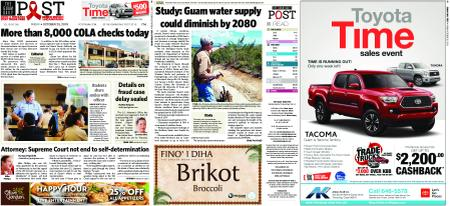 The Guam Daily Post – October 25, 2019