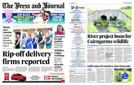 The Press and Journal Moray – July 27, 2018