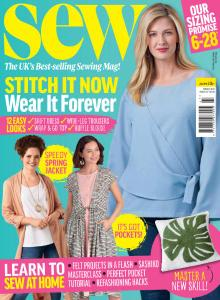 Sew - Issue 147 - March 2021