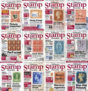 Gibbons Stamp Monthly - 2016 Full Year Issues Collection