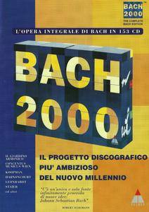 V.A. - Bach 2000: The Complete Bach Edition (153CD Box Set, 1999) Vol.2