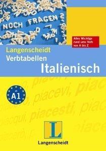 Langenscheidt Verbtabellen Italienisch (Repost)