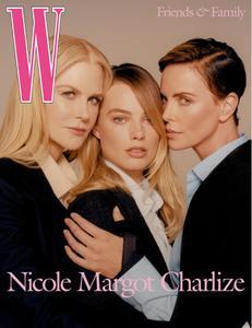 W Magazine - November 2019