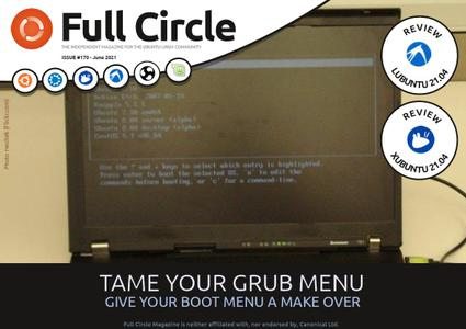 Full Circle - Issue 170 June 2021