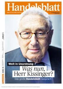 Handelsblatt - 30. Dezember 2015