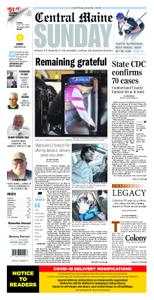 Morning Sentinel – March 22, 2020