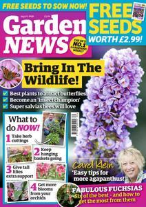 Garden News – 21 July 2020