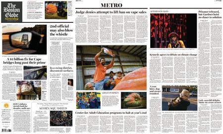 The Boston Globe – October 05, 2019