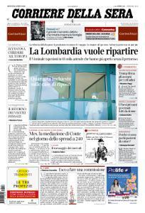 Corriere della Sera – 16 aprile 2020