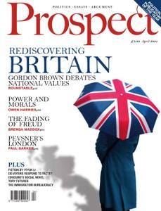Prospect Magazine - April 2005