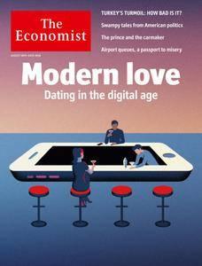 The Economist Latin America – 18 August 2018